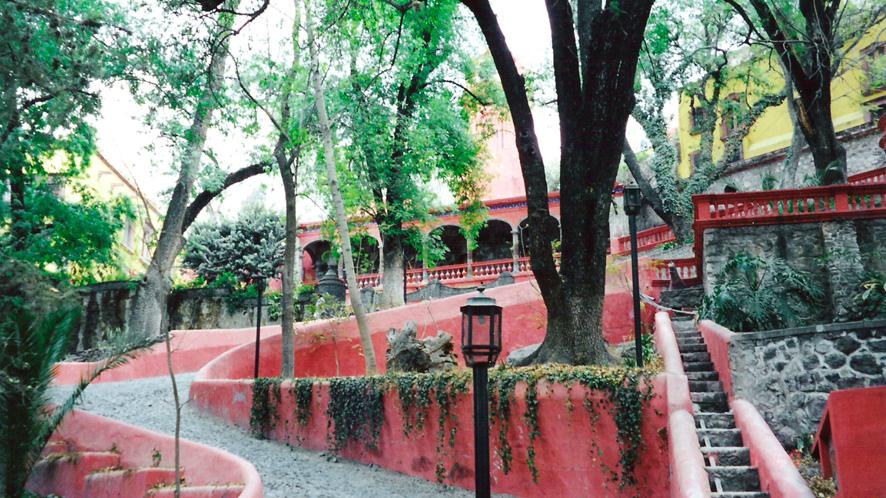 Se puede viajar a San Miguel de Allende.